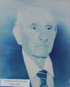 Prefeito Leopoldo Hugo Stamm 1964 à 1969