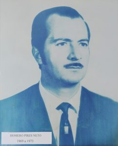 Homero Pires Neto         1969 a 1973