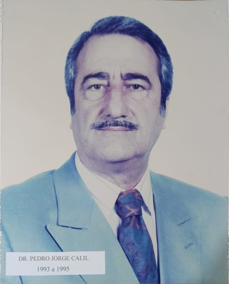 Dr. Pedro Jorge Calil 1993 a 1995