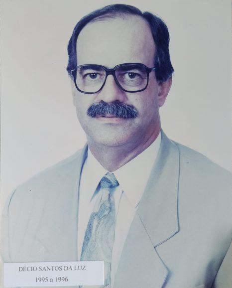Décio Santos da Luz 1995 a 1996