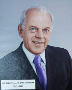 Gildo Benjamin Bortolotto 2013 a 2016