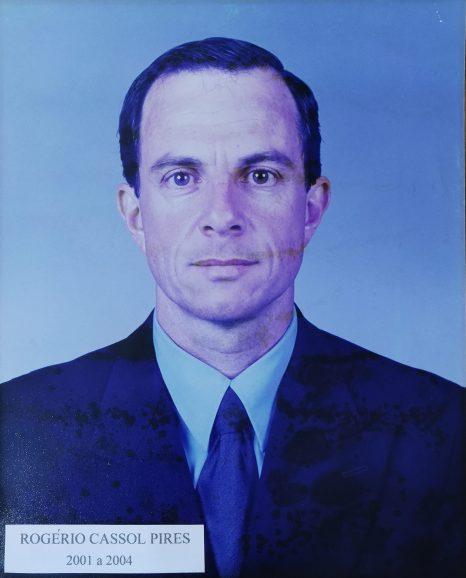 Rogerio Cassol Pires 2001 a 2004