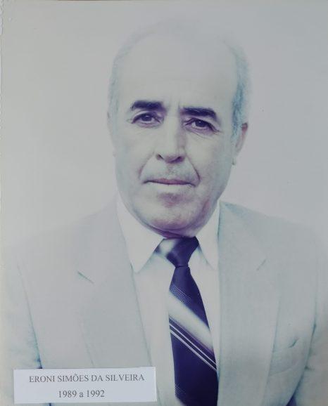 Eroni Simões da Silveira 1989 a 1992