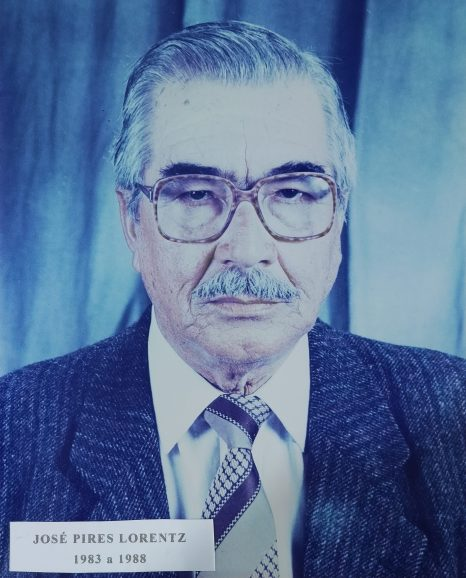 José Pires Lorentz 1983 a 1988