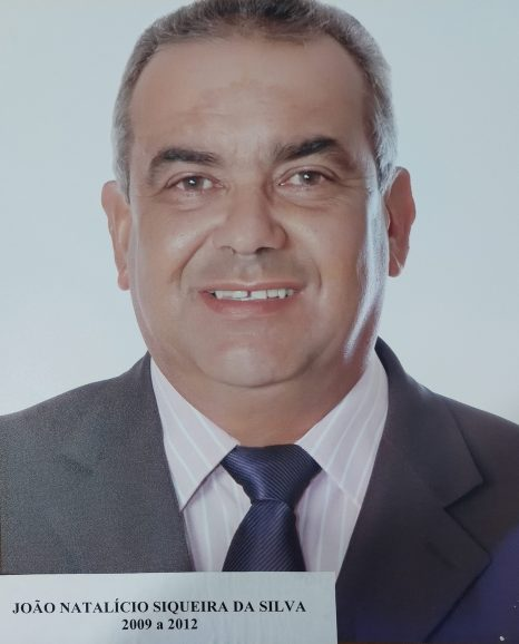 João Natalicio Siqueira da Silva 2005 a 2008 Releição 2009  a 2012