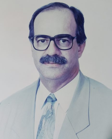 Décio Santos da Luz 1993 à 1996