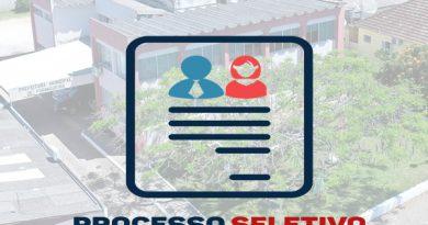 Edital de processo seletivo simplificado para contratação de operador de máquina por prazo indeterminado.